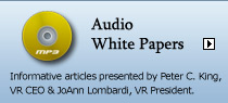 VR Audio White Papers