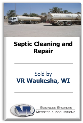 septic service business in wisconsin sold