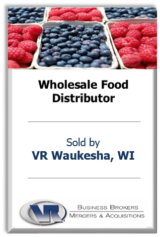 food distributor business sold in wisconsin