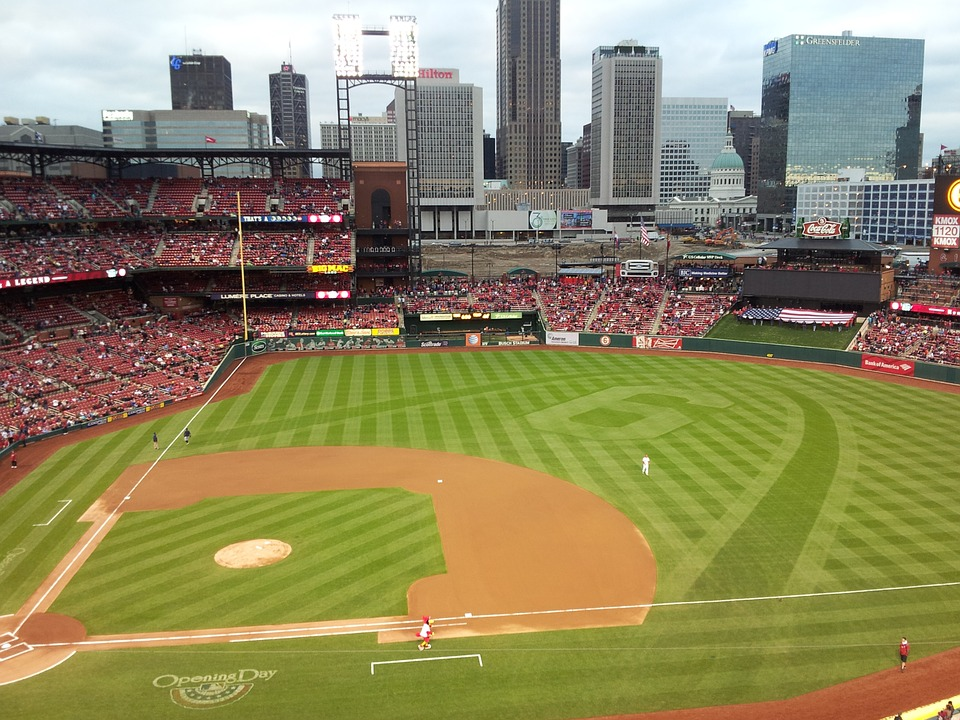 Busch Stadium in St. Louis Missouri - VR Business Brokers