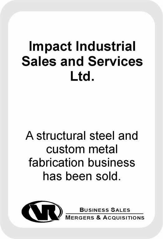 Impact Industrial Sales and Services