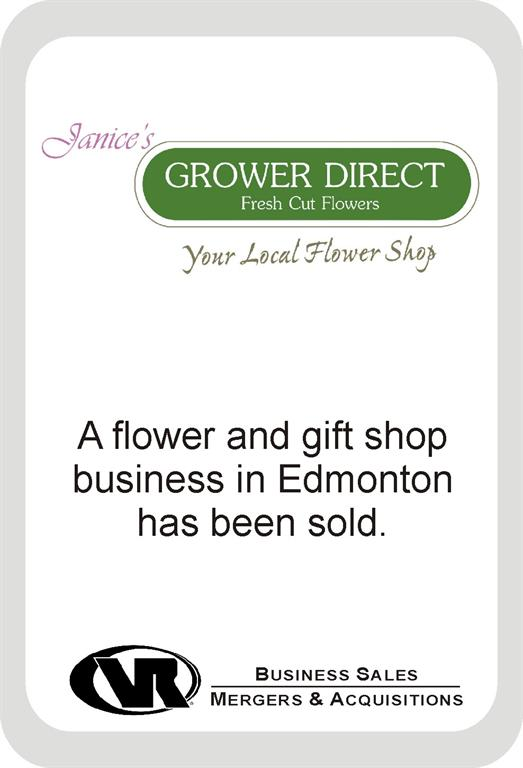 Grower Direct flower shop for sale
