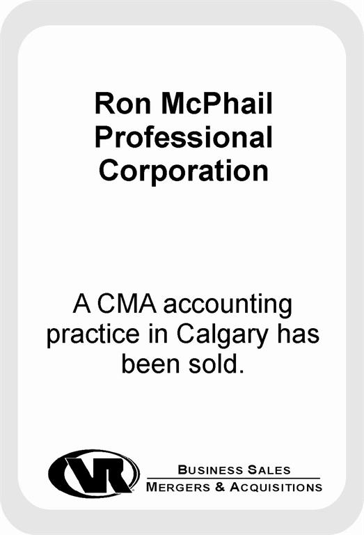 Ron McPhail Professional Corporation