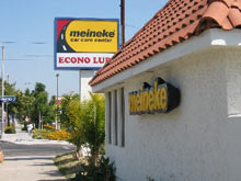 Meineke Car Care Center Franchise Opportunities (Click Here)