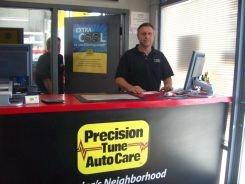 Precision tune auto care franchise opportunities click here for Franchise ad garage