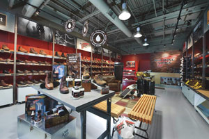 Red Wing Shoes License Opportunities (Click Here)