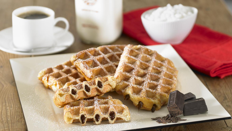 Waffy's Artisanal Belgian Waffles