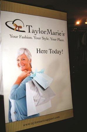 TaylorMarie's Mobile Retail Clothing Franchise Opportunities