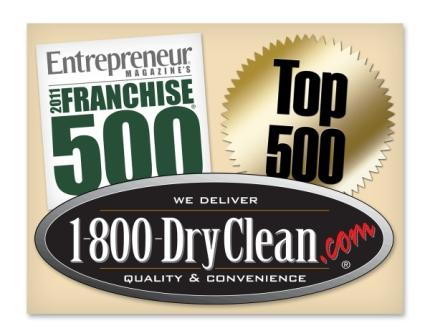 1-800-DryClean Franchise Opportunities