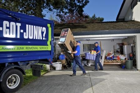 1-800-GOT-JUNK? Franchise Opportunities