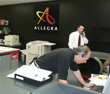 Allegra® Marketing • Print • Mail Centers Franchise Opportunities
