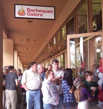 Barbeques Galore® Franchise
