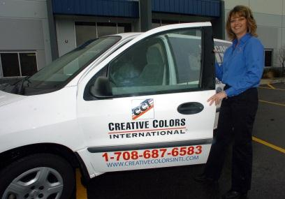 Creative Colors International Franchise Opportunity (Click Here)