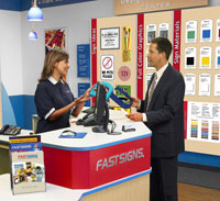 FASTSIGNS® Franchise Opportunities