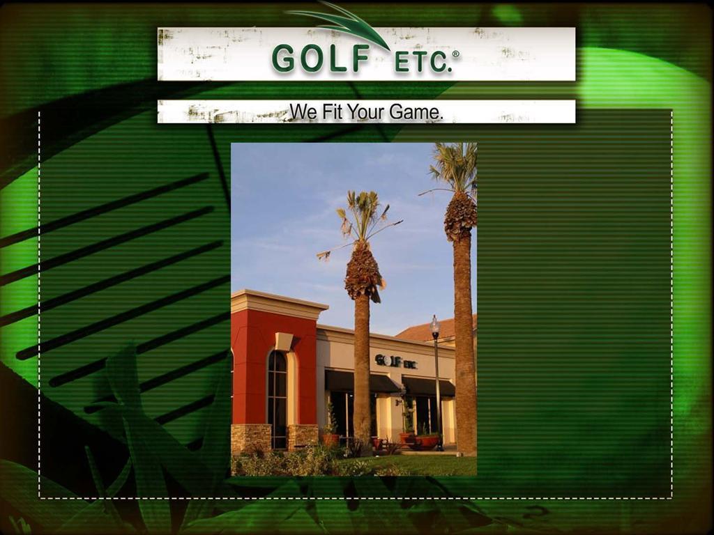 Golf Etc. Franchise Opportunities