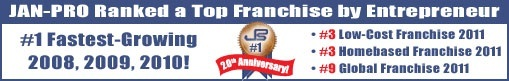 JAN-PRO Cleaning Systems Franchise Opportunities