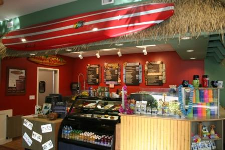 Maui Wowi Hawaiian Coffee & Smoothies Franchise Opportunities