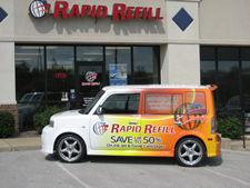 Rapid Refill Franchise Opportunities