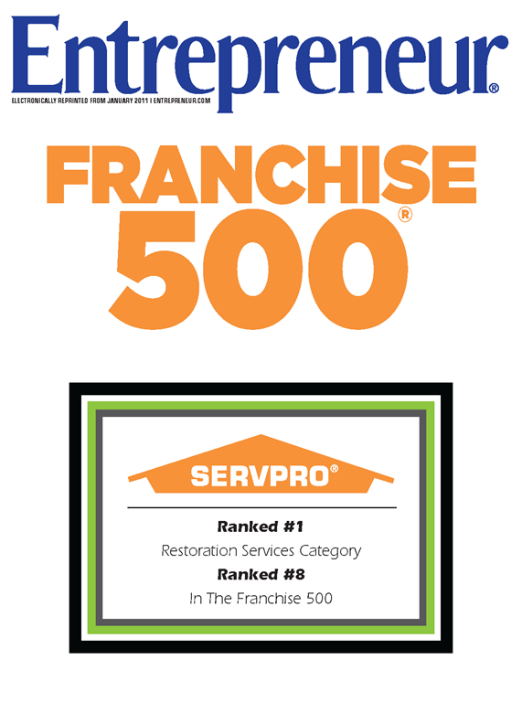 SERVPRO Franchise Opportunities