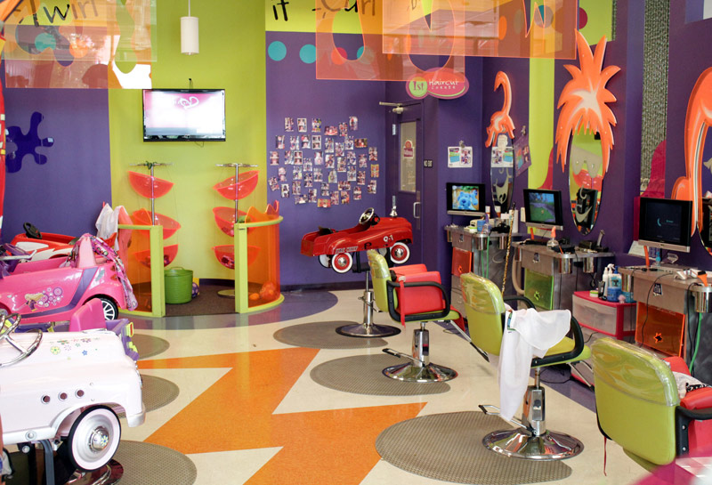 Hair Salon Kids : Shear Madness Haircuts for Kids